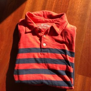 J.Crew Crewcuts long sleeve polo shirt